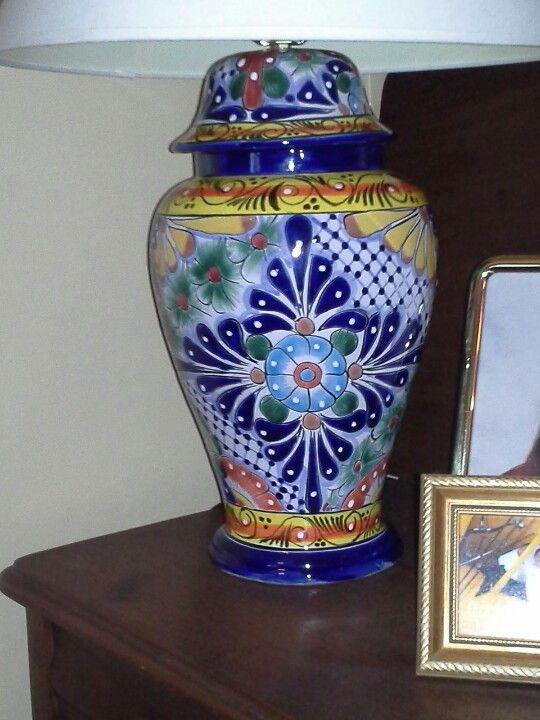 Talavera Lamp Products I Love Furniture Table Lamp Vase