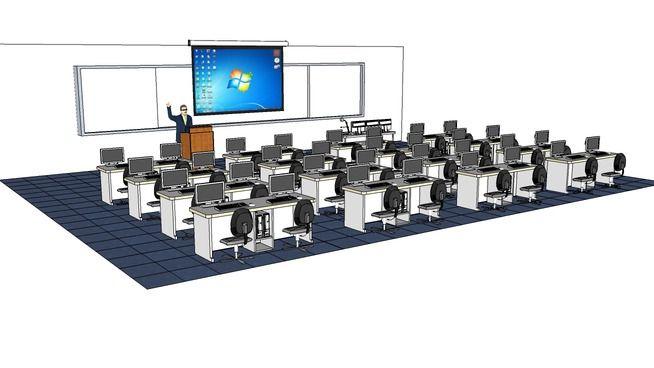 プロジェクター教室 - 3D ギャラリー