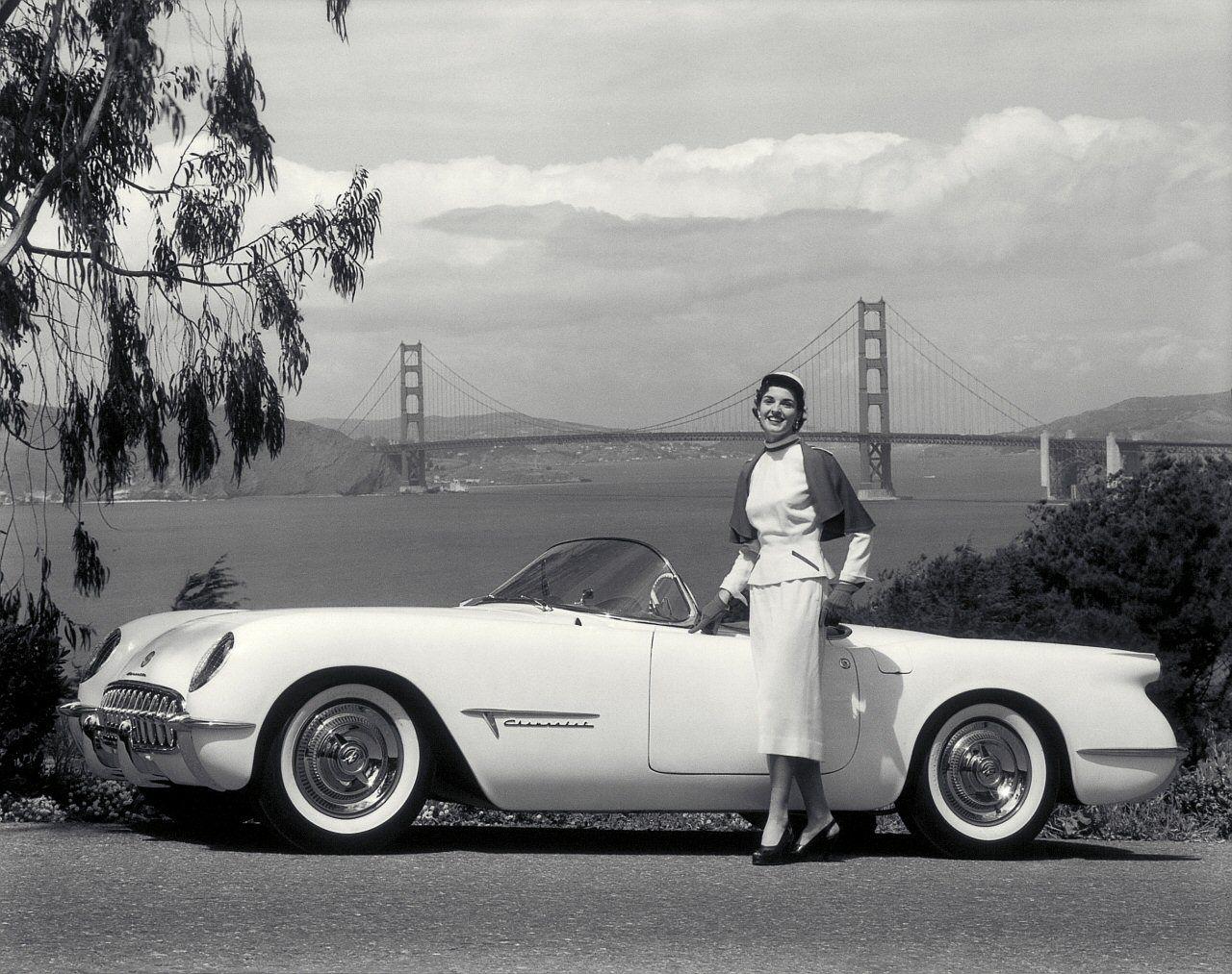 Corvette here in the Bay Area