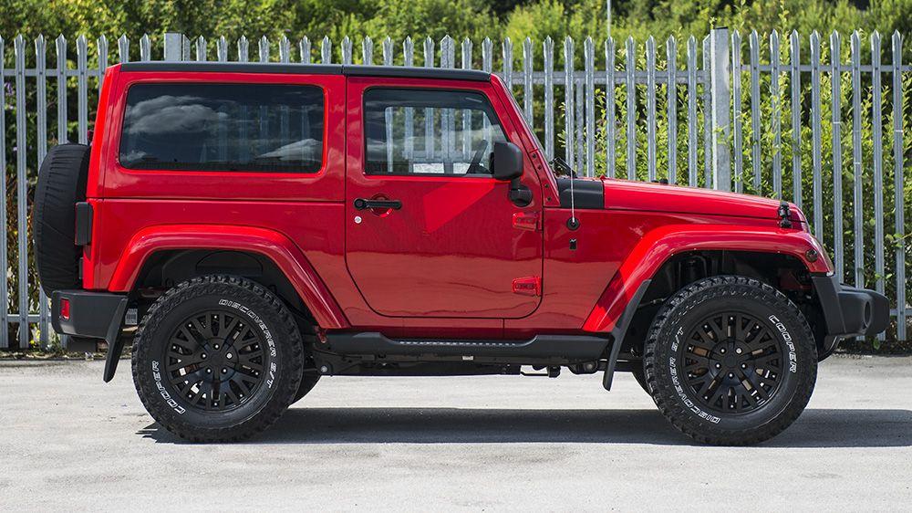 OffRoad Two door jeep wrangler, Jeep wrangler sahara