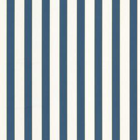 allen + roth Blue And White Stripe Wallpaper Classic