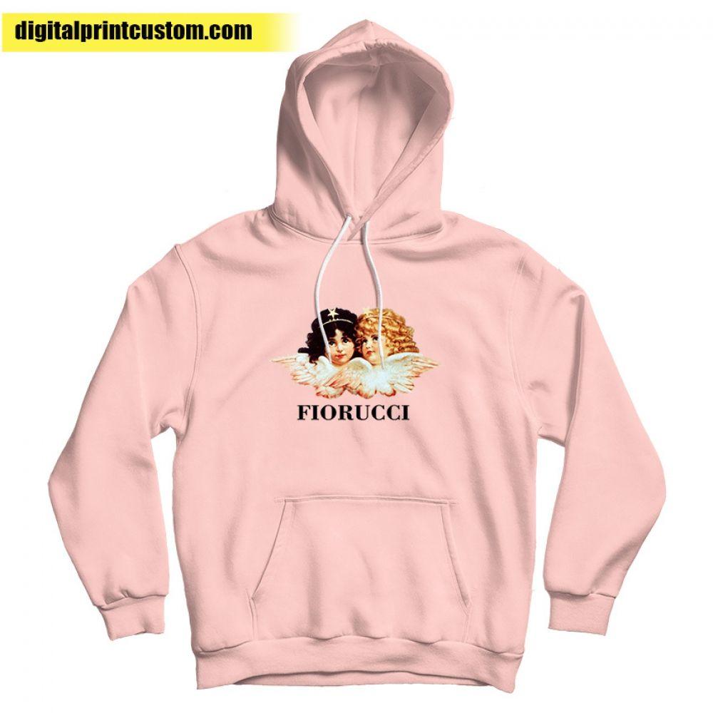 Fiorucci Angels Hoodie Cheap For Unisex Design By Digitalprintcustom In 2020 Hoodies New Look Clothes Cool Hoodies