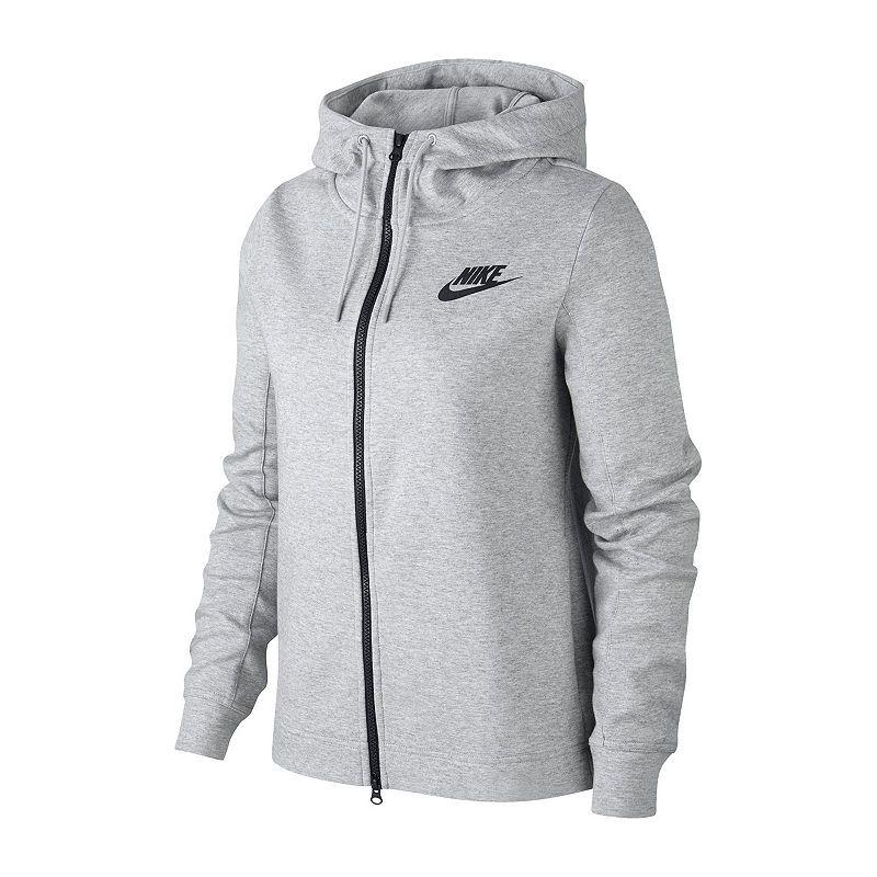 Nike Knit Midweight Jacket | Zip hoodie, Hoodies, Jackets