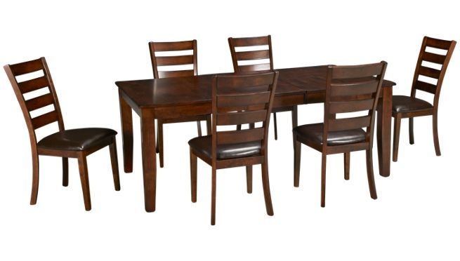 2e35c2e73201 Intercon - Kona - 7 Piece Dining Set - Buy Dining Sets at Jordan's Furniture  in MA, NH and RI