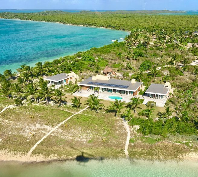 The World's Most Ambitious Private-Island Resort Opens In