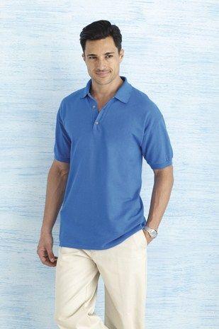 Gildan 100 Ultra Cotton Polo Embroidered Polo Shirts Pinterest