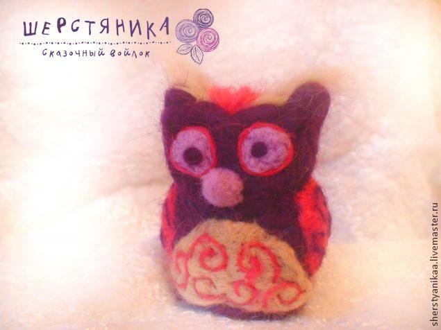 """Toy """"Sovushka"""" en el árbol de Navidad - Feria Masters - hecho a mano, hecho a mano"""