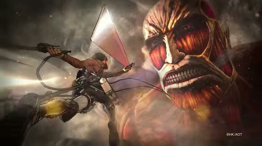 Attack on titan game image by Kristin Larson on Attack on ...