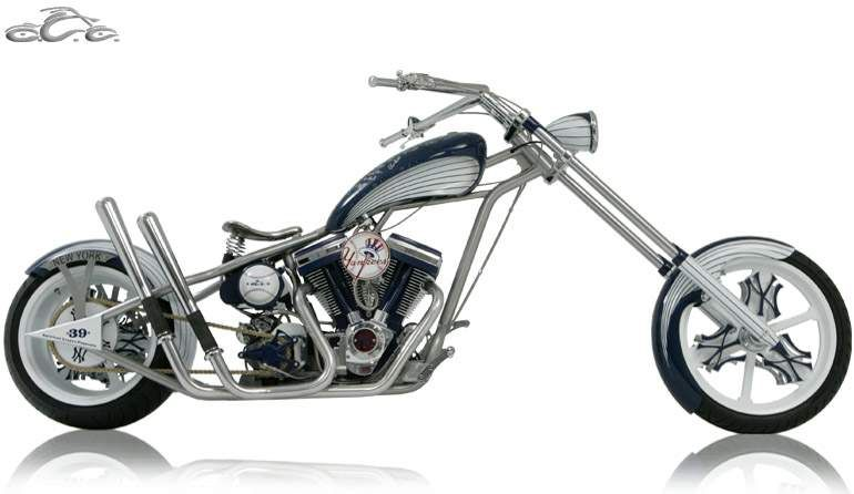 Jorge Posada Foundation Bike Occ Pinterest Choppers