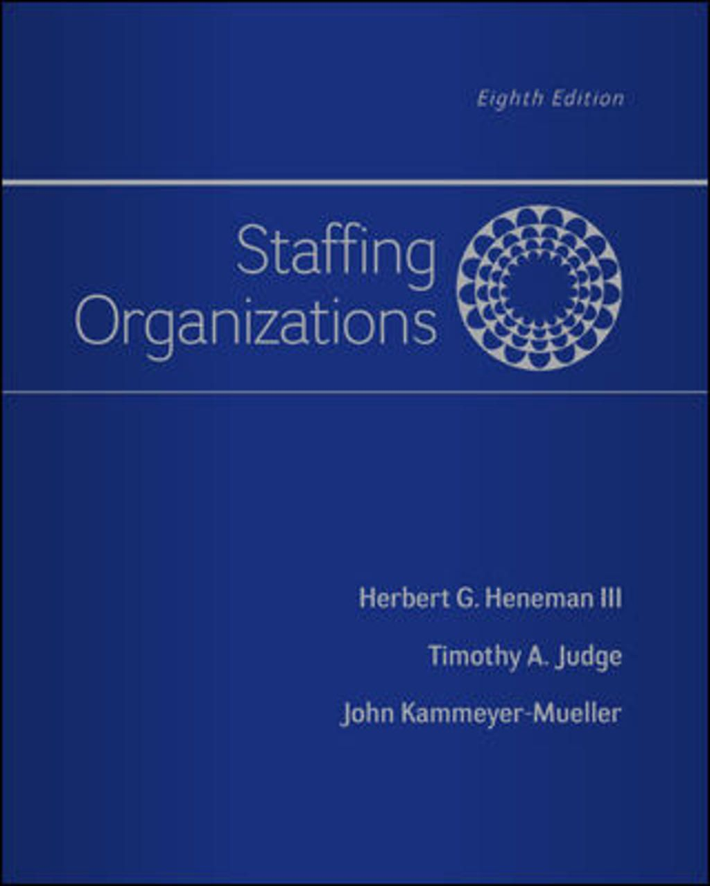 Rental And Pricing Information: Staffing Organizations (eBook Rental) In 2019