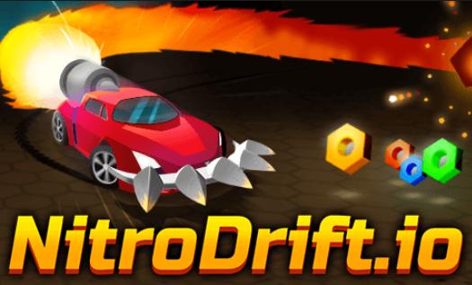 Nitrodrift.io Battle games, Games, Arcade