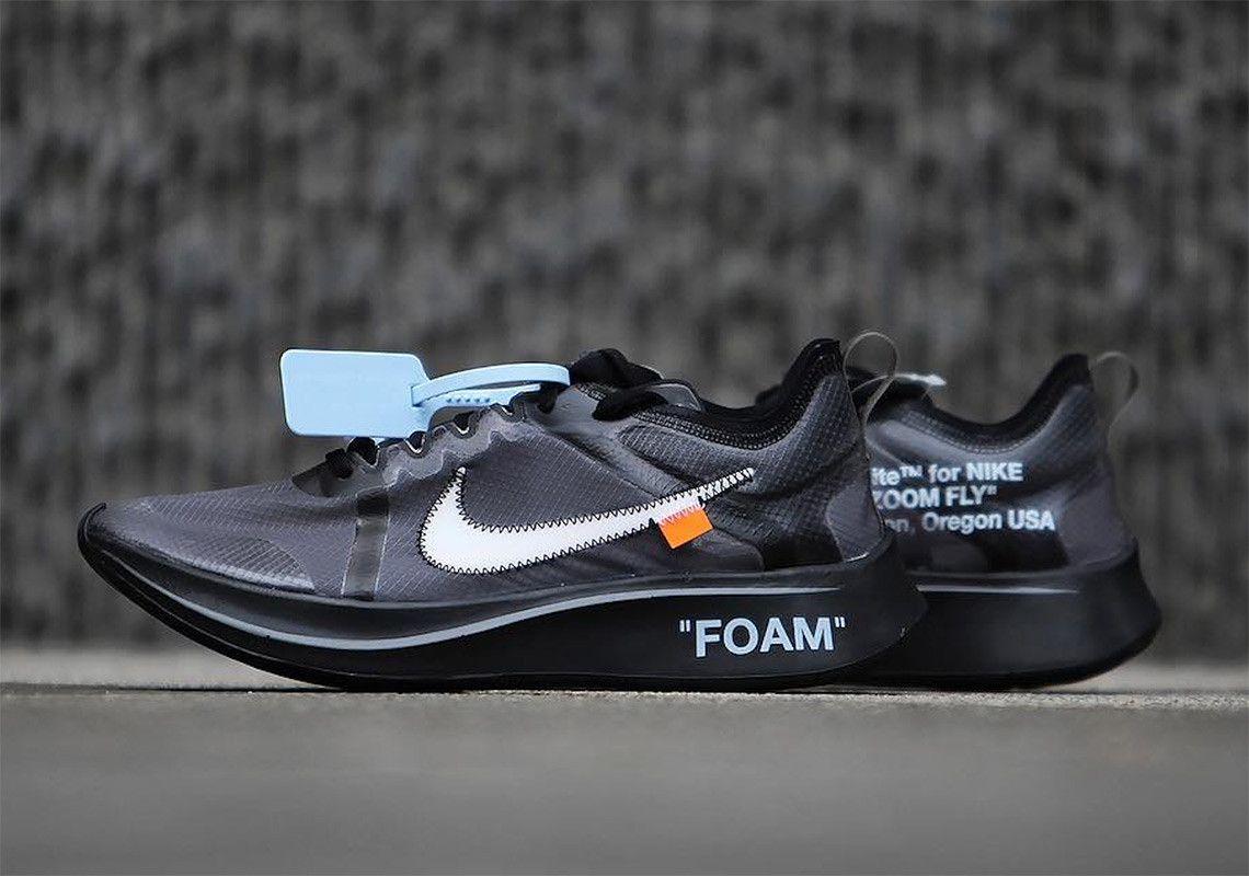 NikeLab Zoom Fly SP Dark Loden: On Foot Shots The Drop Date