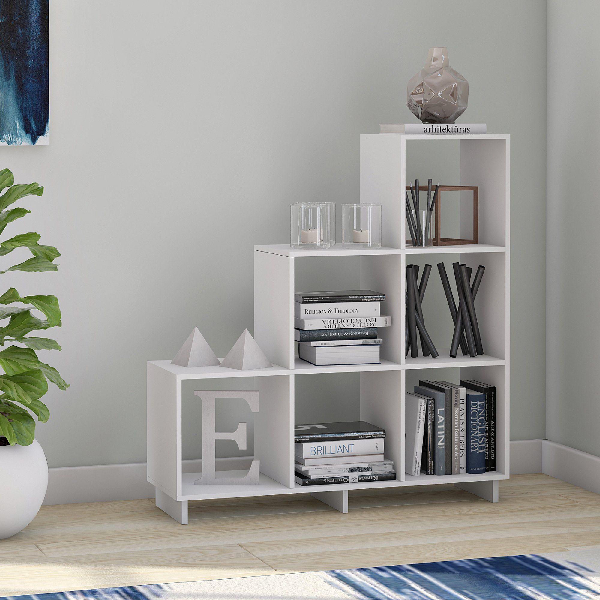 Cleo Stair Cube Unit Bookcase Interiores De Armarios Cosas De Dormitorio Diseno De Escaleras