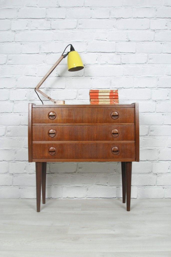 vinatge 1960s danish small chest of drawers cabinet http www ebay