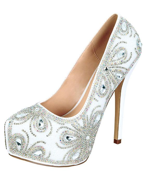 02951d81e556 De Blossom Collection Kinko-140 Wedding Shoes photo