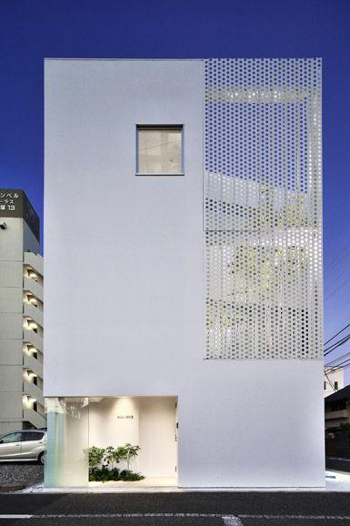 japan office buildinghiroyuki moriyama architect and