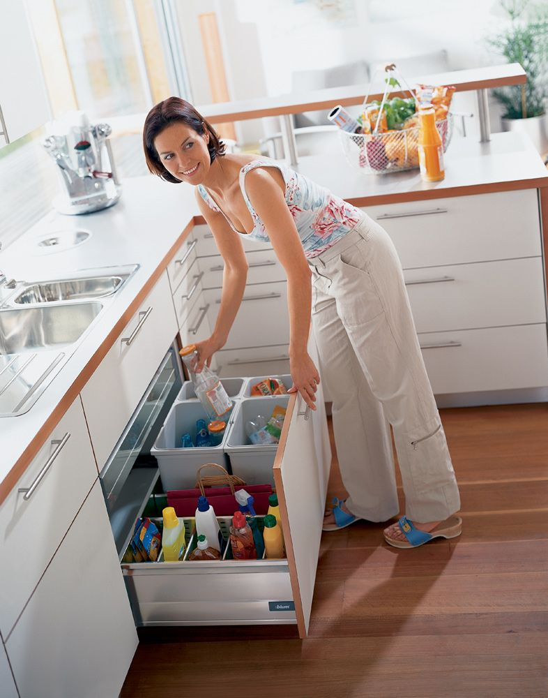 A Great Under The Sink Drawer! See Everything At A Glance, No More Getting