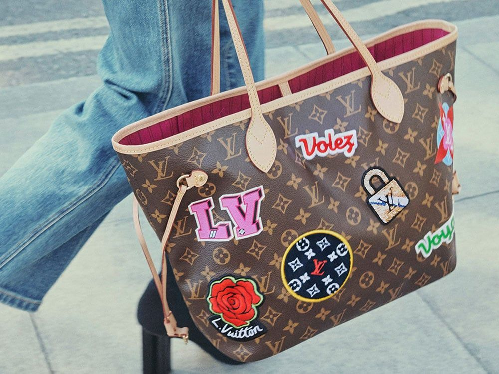 ca096f3a0e6f Louis Vuitton Launches Brand New Patches Bag Collection - PurseBlog ...