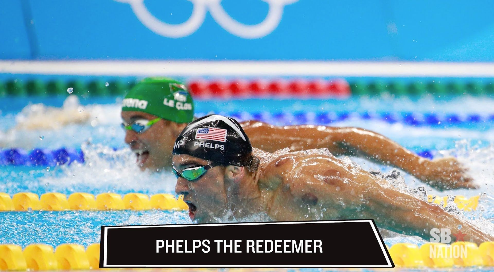 Michael Phelps wins 200M butterfly, captures 25th Olympic medal   Rio Ol...