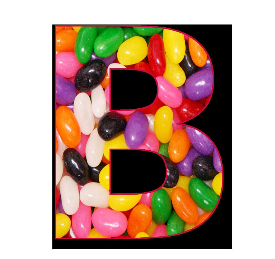 Jelly Beans Png Free Scrapbook Alphabet Letters Lettering Alphabet Jelly Beans Cute Alphabet