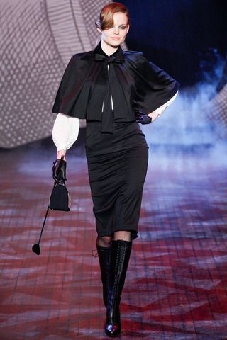 Olympia Le-Tan Fall 2014 Ready-to-Wear Collection Slideshow on Style.com. Without white shirt