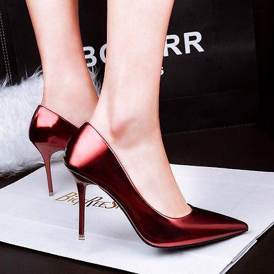 Zapatos Tacón de aguja formales para mujer VeVE3v5
