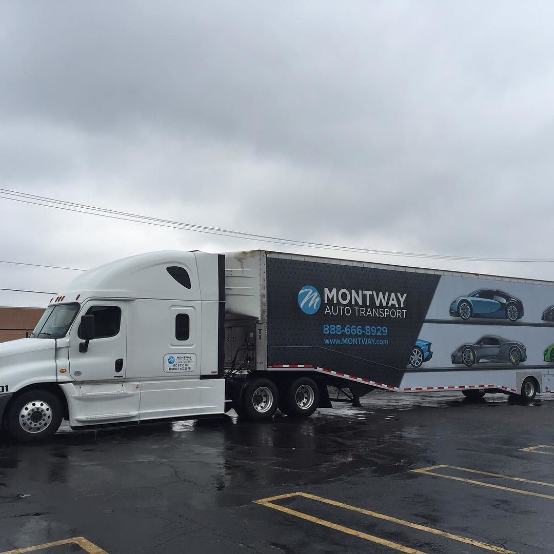 Look at that beauty #montway #new #truck #cool #Chicago
