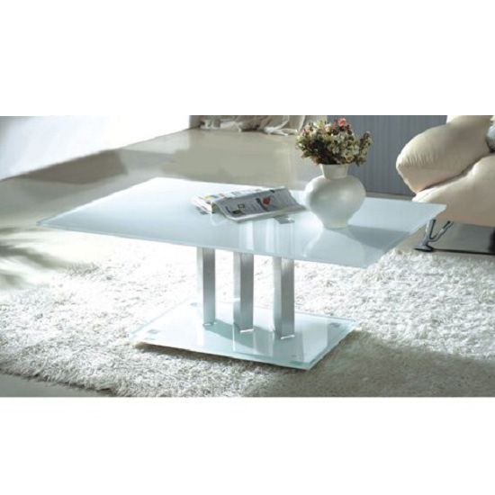 Features The Unique Arctic Gl Coffee Table