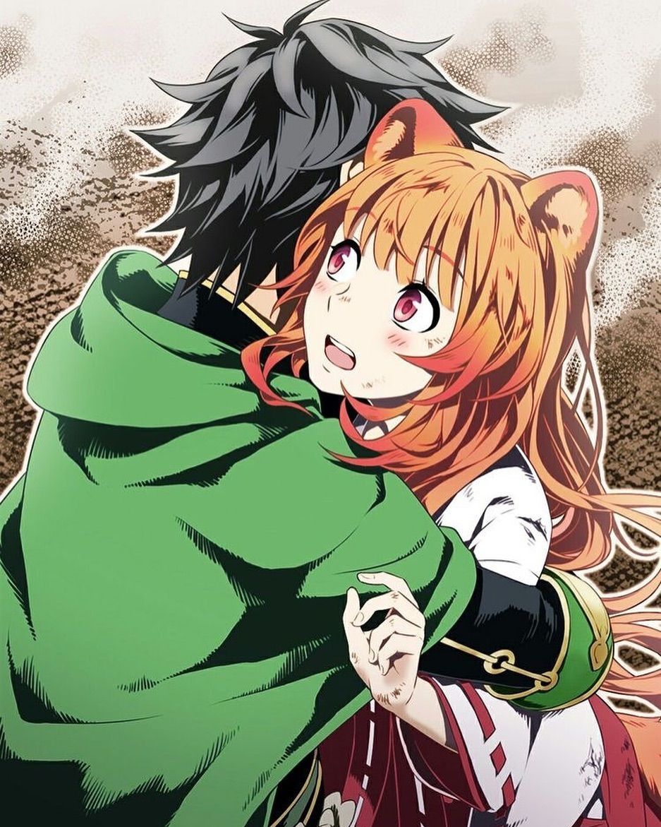 Anime By Asa James Abraham On Rising Of The Shield Hero Anime