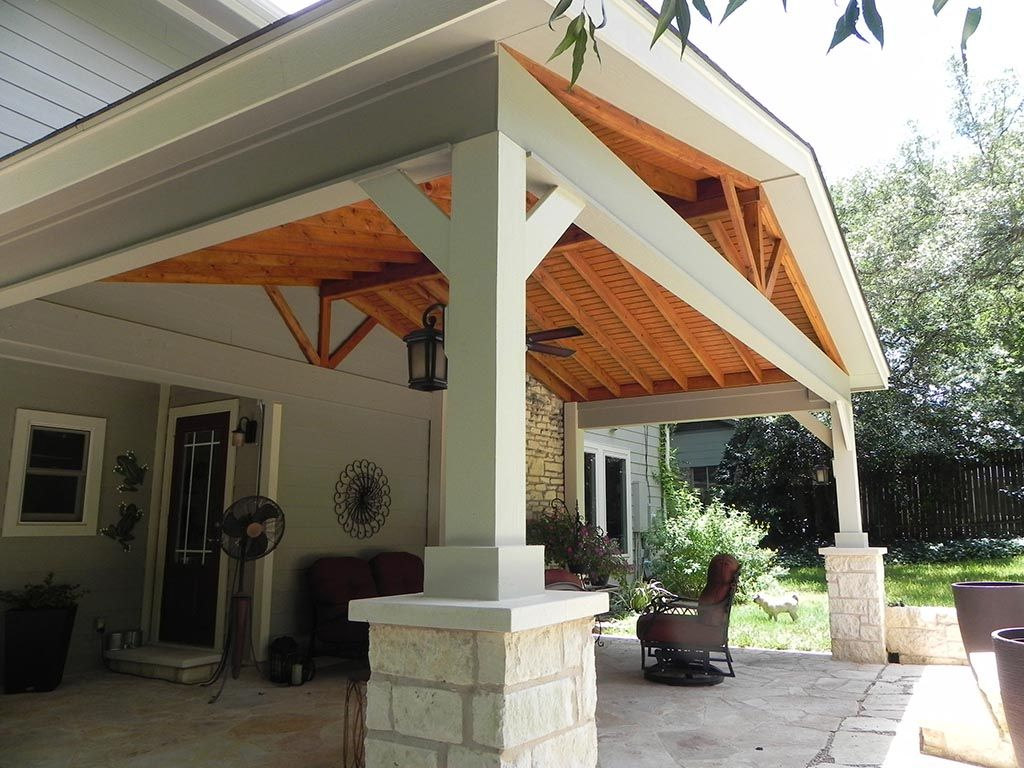 Pergola Bois Et Fer 23 amazing covered deck ideas to inspire you, check it out