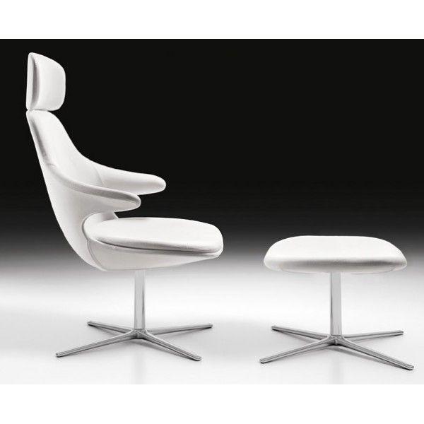 LOOP LOUNGE armchair #Infiniti Design. #Tdtesta