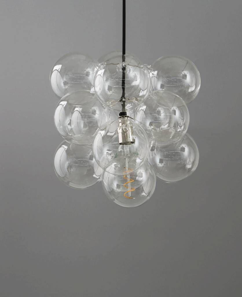 Bubble chandelier light pinterest chandeliers lights and bubble chandelier light aloadofball Image collections