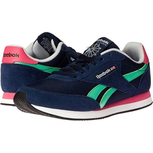 Reebok Royal CL Jogger Pink Sneakers - Women