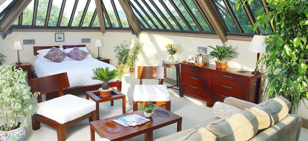 Conservatory Sayre mansion