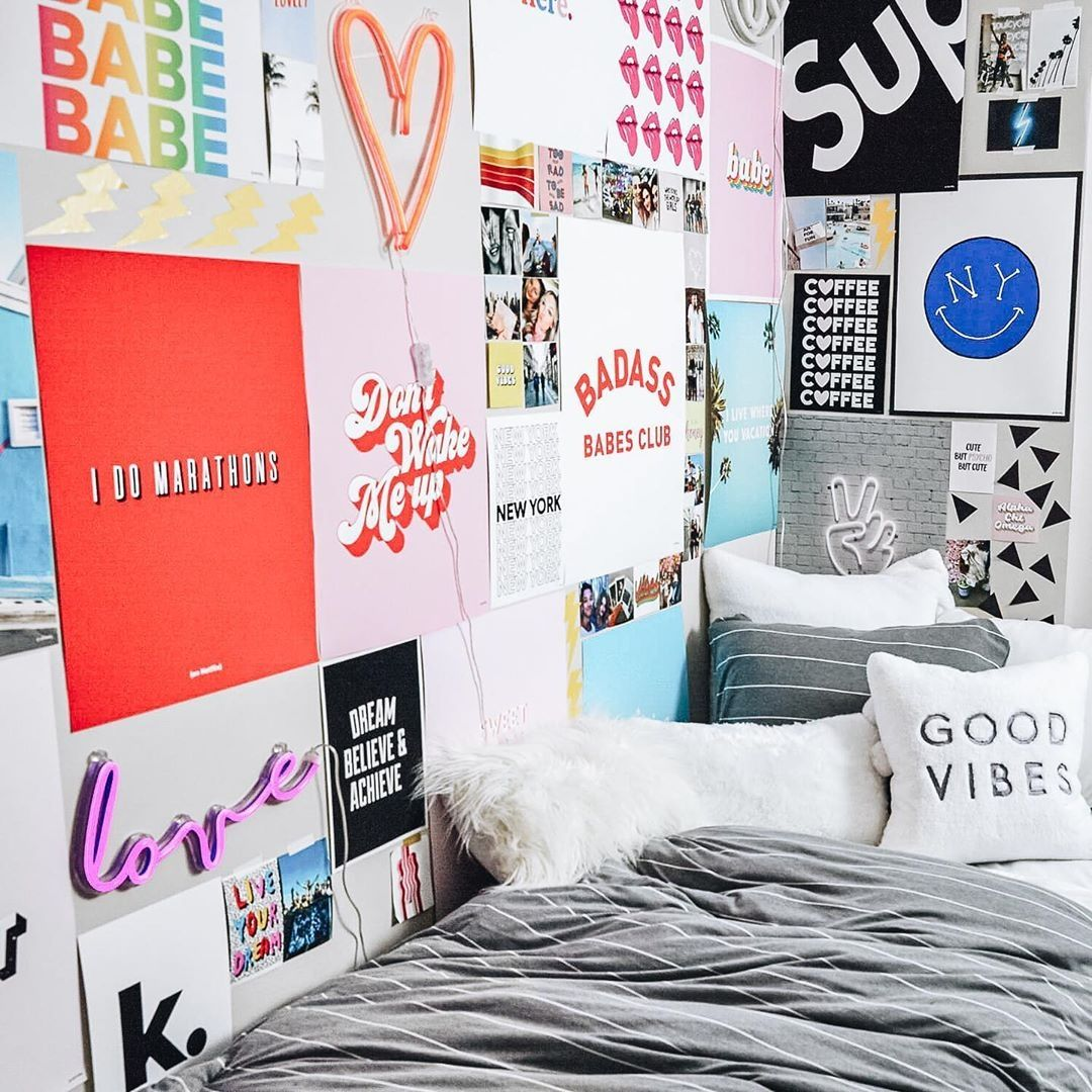 Room Decor Tumblr Grunge Poster Wall 26 Ideas For 2019 Wall