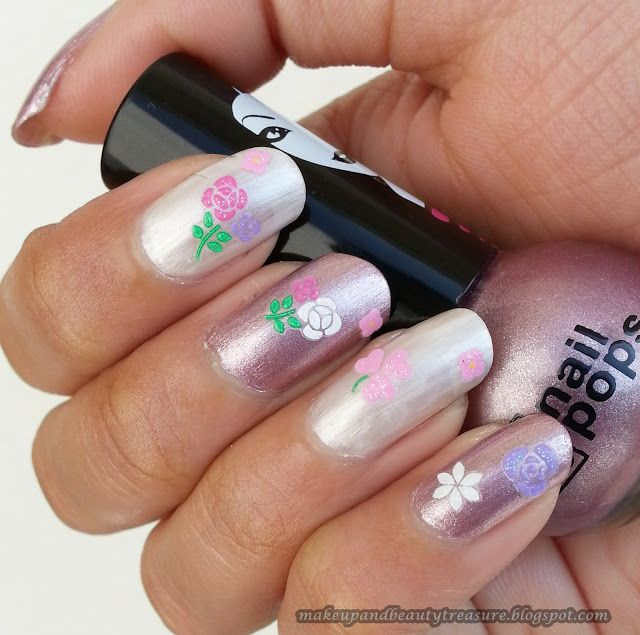 Nail Art designs using Joby Nail Art (NA03-19) | Nail Art Designs ...