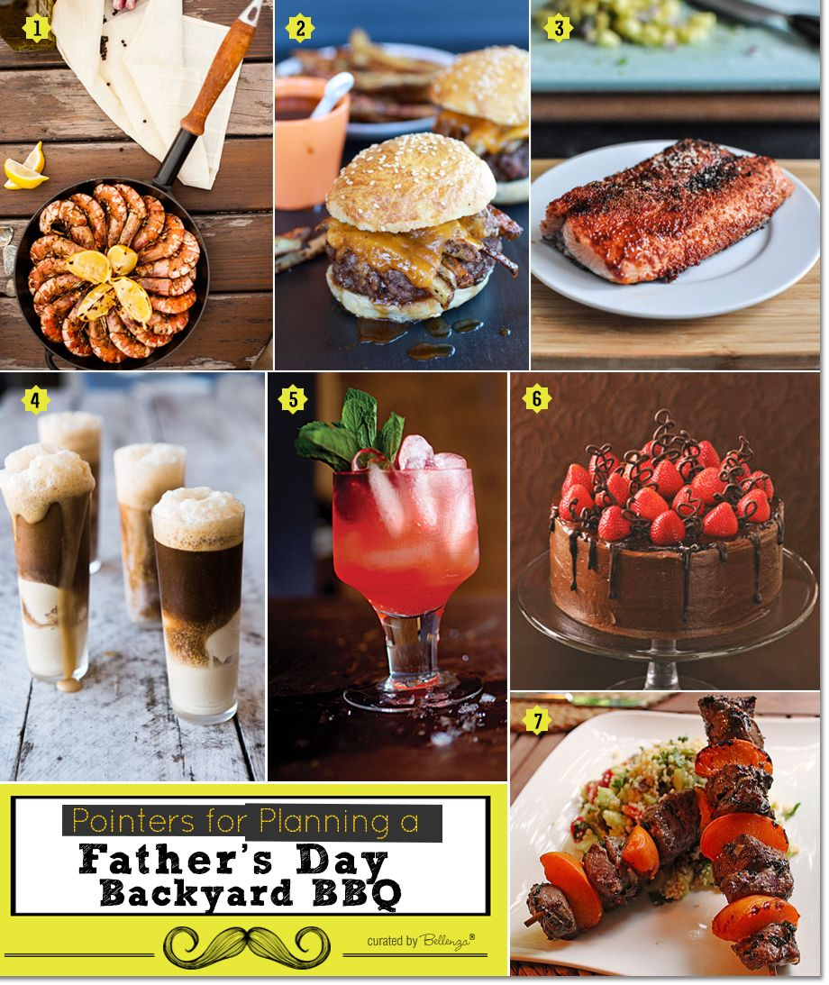 10 practical tips for a fun father's day backyard bbq | entertaining