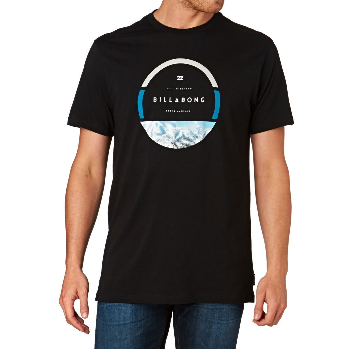 Billabong Tribong Circle T-Shirt - Black