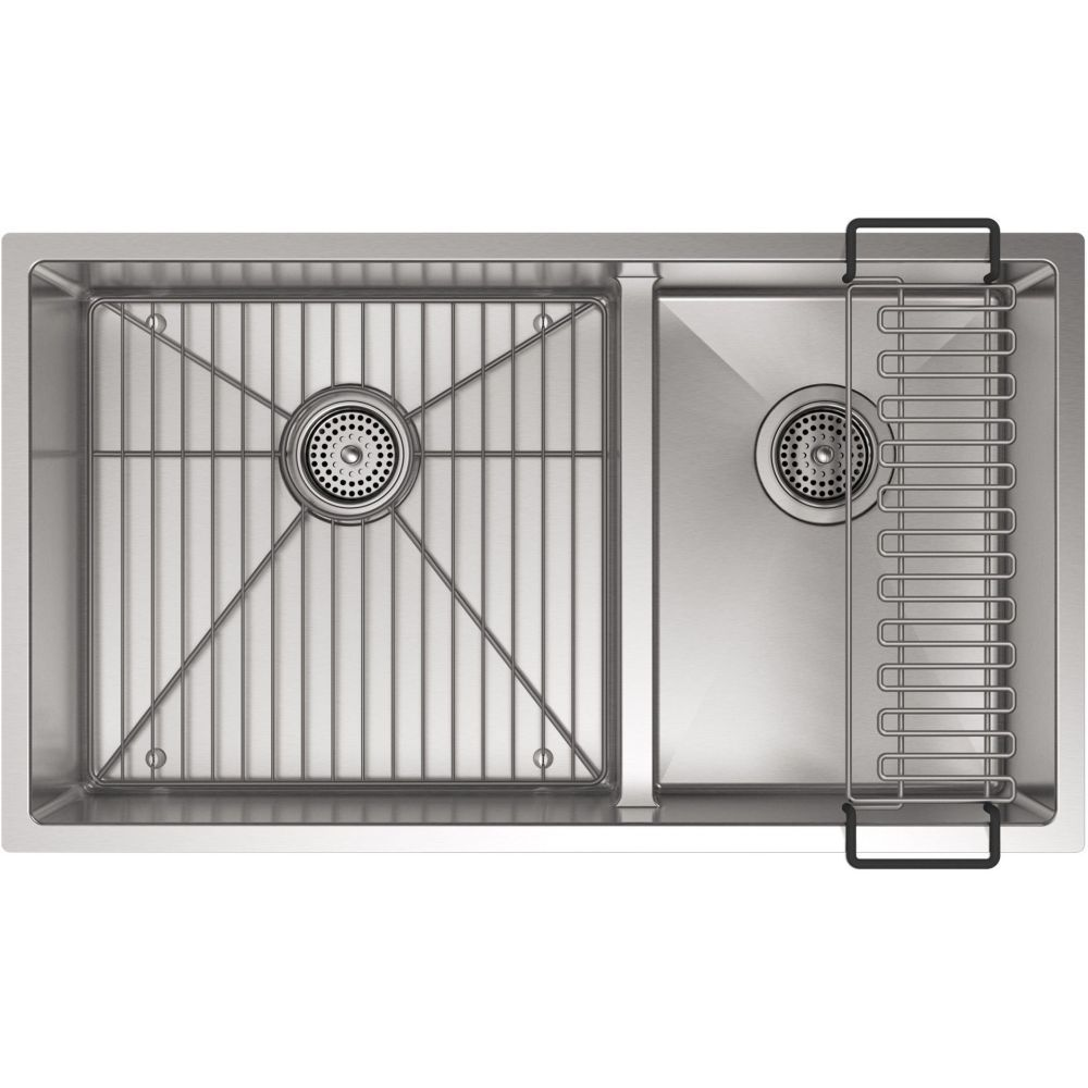 Kohler K-5284-NA Strive Stainless Steel Kitchen Sinks Sinks ...