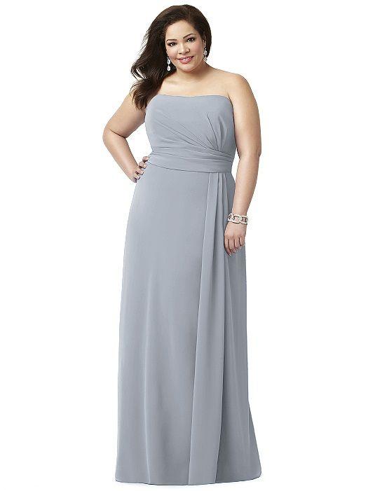 Lovelie Plus Size Bridesmaid Style 9004 http://www.dessy.com/dresses ...