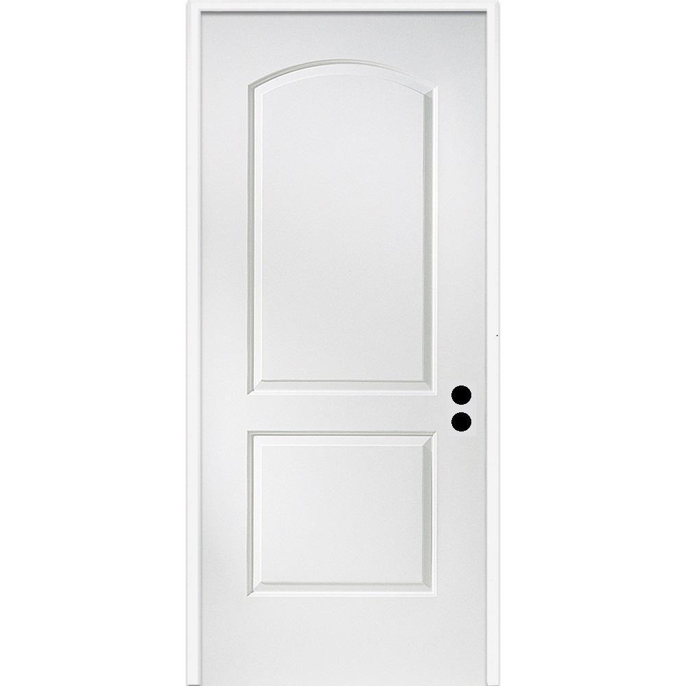 Mmi Door 32 In X 80 In Caiman Left Hand Primed Composite