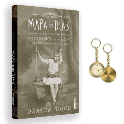 Mapa Dos Dias Serie O Lar Da Srta Peregrine Para Criancas
