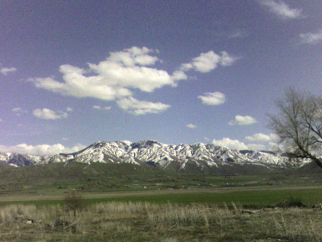Cache valley and wasatch mountains ut mountains utah