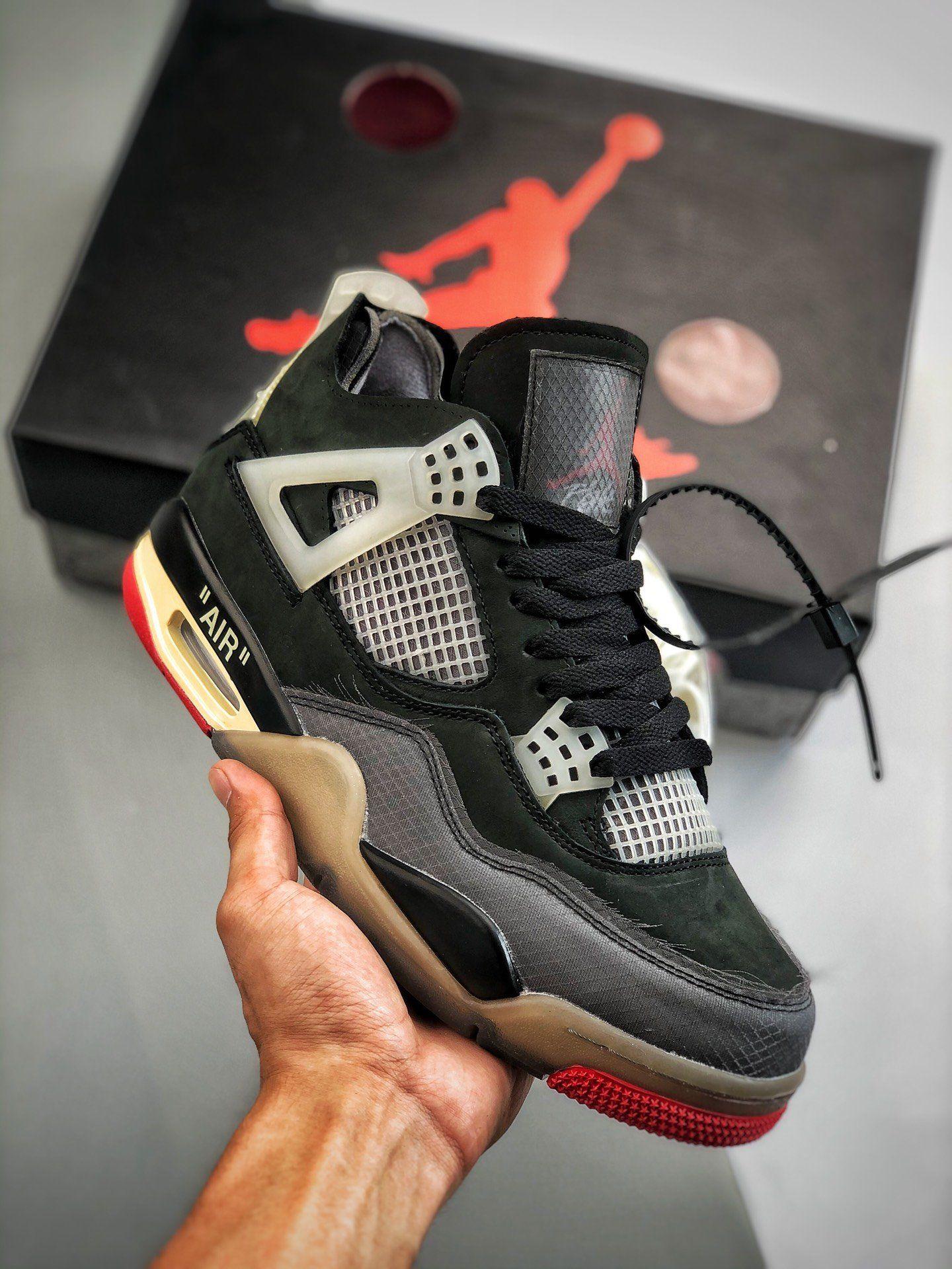 Nike Air Jordan 4 Retro Off White Jordania Air Jordan Nike Air Jordan