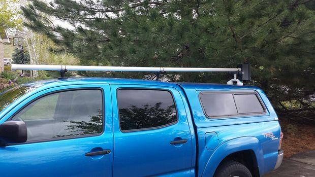 fishing rod vault fishing rod carrier