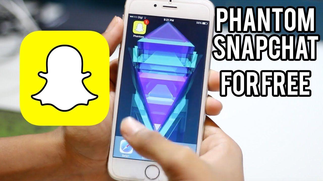 Phantom Snapchat Ios 12