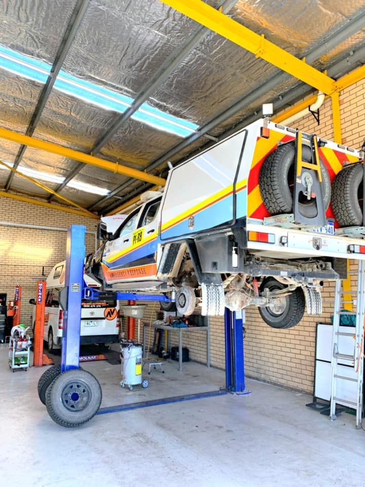 At Auto Owls we make servicing your work vehicles easier