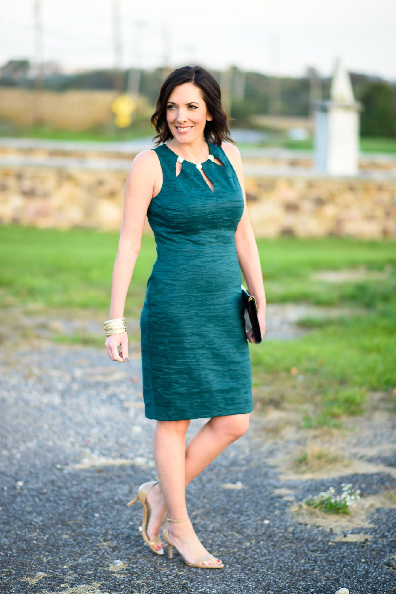 Dress for fall wedding  What to Wear to a Fall Wedding  Woman and Fashion