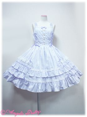 angelic pretty 乙女のDollyジャンパースカート