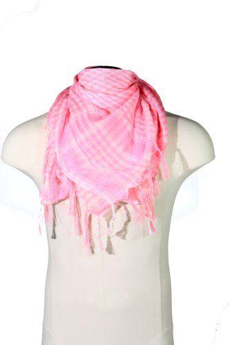 BDP Arab Shemagh Scarf houndstooth scarf head scarf 13